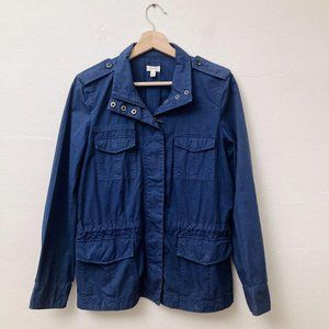 Soft Joie Small Anorak Jacket Blue